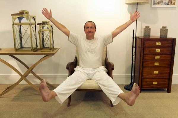 Teaching Chair Yoga