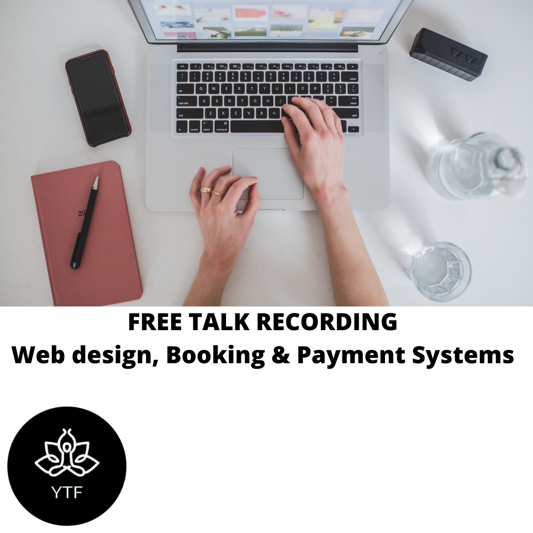 Web design, Booking & Payment Systems free event-9